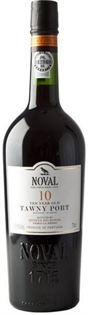Quinta Do Noval Porto 10 Year Old Tawny 2010 750ml